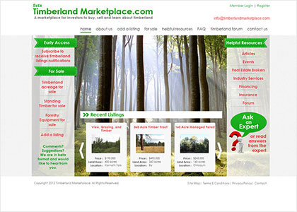 Timberland Marketplace